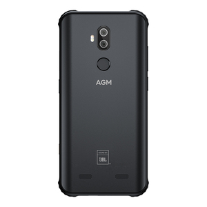 Image 1 - AGM X3 5.99 Inch 4G LTE Android Octa Core Cellphone Rugged IP68 Mobile Phone 8GB 128GB Smartphone NFC 4100mAh 12MP+24MP Face ID