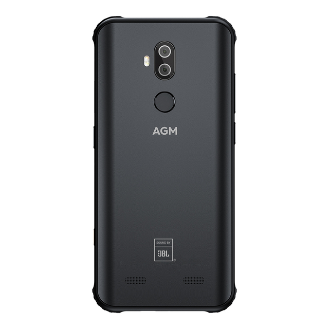 AGM X3 5.99 Inch 4G LTE Android Octa Core Cellphone Rugged IP68 Mobile Phone 8GB 128GB Smartphone NFC 4100mAh 12MP+24MP Face ID