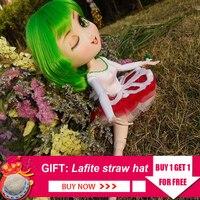 Sweetpea куклы Bjd кукла 1/6 Комбинации 26 см шаровой шарнир тела Комбинации макияж балетное платье обувь парик исходящих посылка наборы игрушек