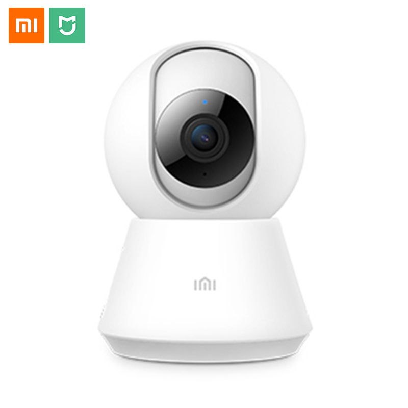 Xiaomi Mijia IP Camera WiFi 1080P Smart Home Security CCTV Camera Wireless 360 Degree Infrared Night Vision Webcam IP Cam цена