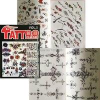 Populaire Ontwerp & Hoge Kwaliteit Hot Koop Boek Tattoo Traditionele Chinese Schilderen Tattoo Flash Gratis Verzending