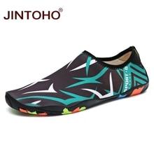 JINTOHO/кроссовки унисекс; обувь для плавания; обувь для водных видов спорта; обувь для плавания на морском пляже; обувь для серфинга; тапочки; светильник; спортивная обувь для мужчин