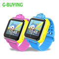 Smart watch crianças relógio de pulso jm13 q730 3g gprs gps localizador rastreador anti-perdida smartwatch relógio do bebê com a câmera para ios android
