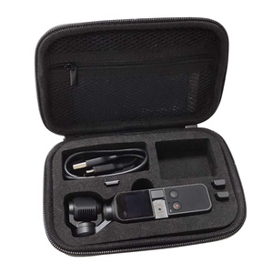 Image 2 - Mini Carrying Case Bag for DJI Osmo Pocket/Pocket 2 Handheld Gimbal Camera Protective Case Portable Box Accessory Spare Parts
