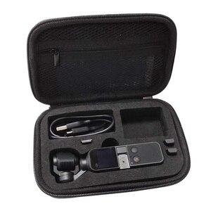 Image 2 - Mini Draagtas Tas Voor Dji Osmo Pocket/Pocket 2 Handheld Gimbal Camera Beschermhoes Draagbare Doos Accessoire Spare onderdelen