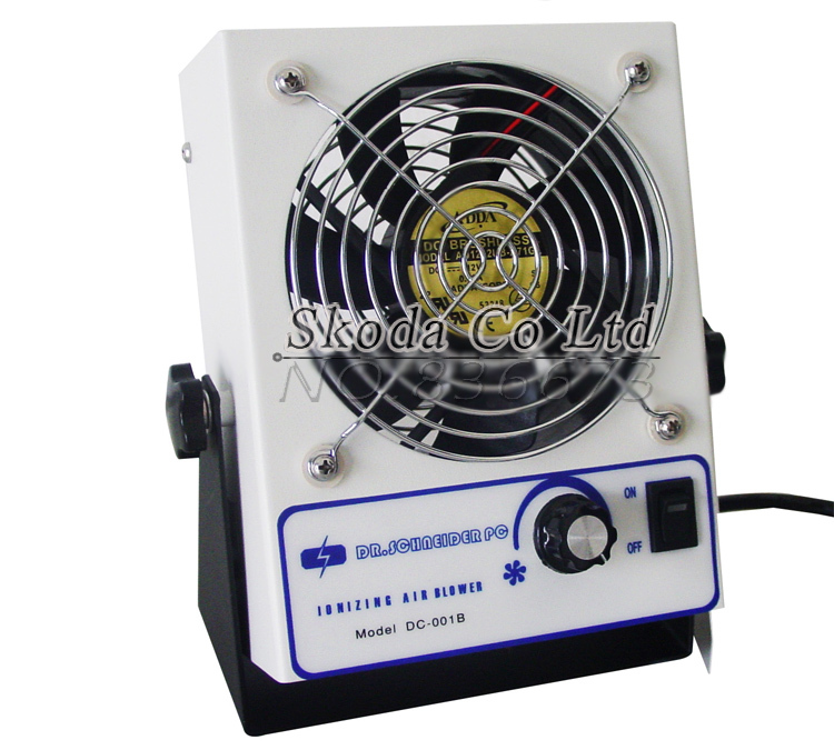 SLD5600 PC Ionizing Air Blower Static eliminate equipment /ESD Desktop Ionizing Air Blower FOR Precision electronic components