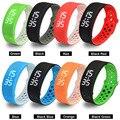 IP67 Водонепроницаемый W9 Смарт Браслет Браслет Bluetooth Smartwatch Спорт Здоровье Фитнес Шагомер Часы Тревоги Деятельности