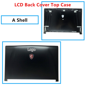 Image 2 - Brand New Laptop Case Cover For MSI GE72 MS 1794 MS 1791 7RF Top Cover /LCD Bezel/Palmrest/Bottom Base Cover Case