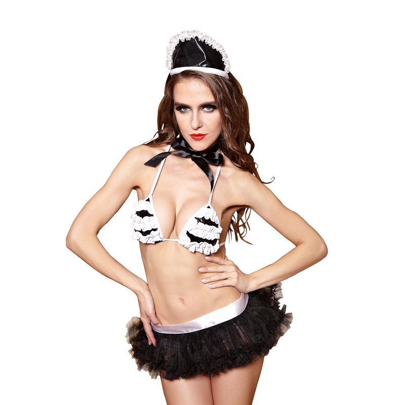 Bodysuit Ladies Sexy Costumes Night Club Wear Animal Themed Cos Play Party Costume Leopard Halloween Carnival