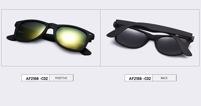 HTB1w3G3LpXXXXc5XXXXq6xXFXXXj - AOFLY Fashion Sunglasses Men Polarized Sunglasses Men Driving Mirrors Coating Points Black Frame Eyewear Male Sun Glasses UV400