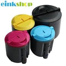 Vilaxh 4pcs/set CLP-300 Color Toner cartridge For Samsung CLP300 CLP 300 CLX2160 CLX2160N CLX3160 CLX-2160 CLX 2160 3160 Printer compatible toner refill for samsung clp 415 clx 4195fn printer color toner powder kcmy 4kg free shipping