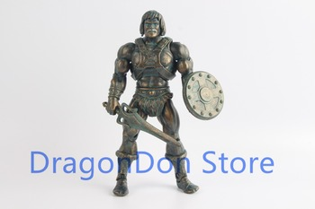 """Original 7"""" BRONZE HE-MAN Classic 6 inch Collection Action Figure"""