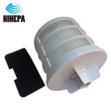 1set Hoover U66 Vacuum Cleaner HEPA Filter kit & Foam Filter for Hoover 39001039 39001026 39001010 e.t. fits Part:35601328