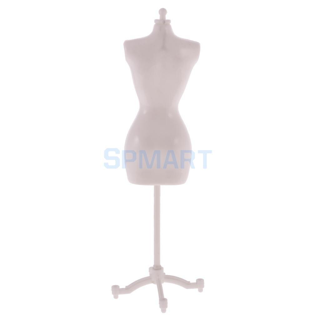 6 Puppe Schaufensterpuppe Modell Display Kleid Form Rack Ständer Halter 1 Puppen & Zubehör