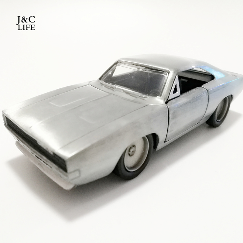 1 32 Fast Furious 1968 Dodge Car Model Metal Alloy Diecasts Toy Vehicles Model Miniature Scale