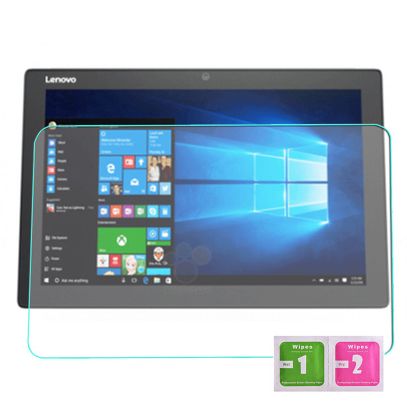 Tablet Protector Glass For Lenovo Miix 510 12.2'' Tablet Pad Tempered Glass Screen Protector 2.5D Hardness Glass Film