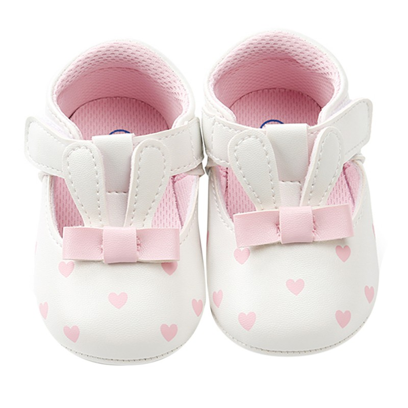 Cartoon Baby Shoes Newborn Cartoon Baby Girl Shoes Spring First Walker PU Baby Girl Shoes Princess Cartoon Cute Prewalker