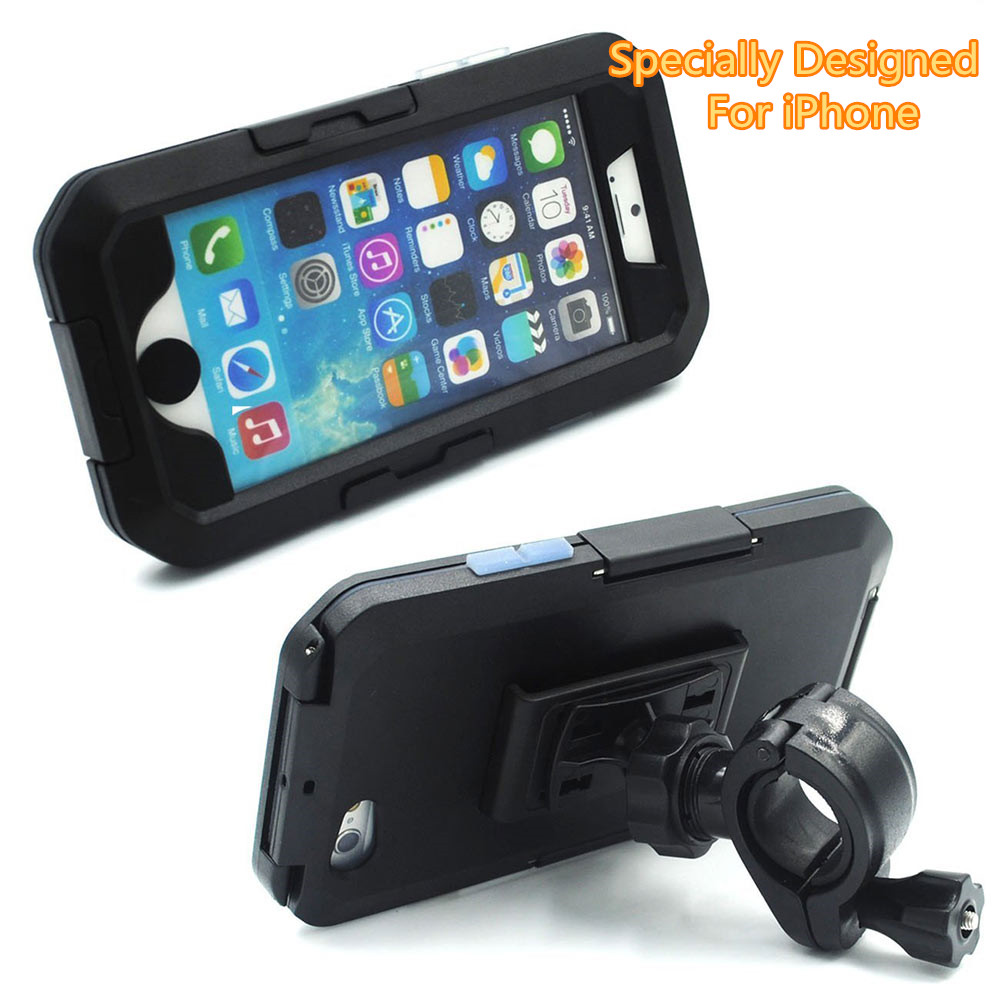 iphone 6 handlebar mount motorcycle bike bicycle handlebar mount for iphone 6s 6s 5377