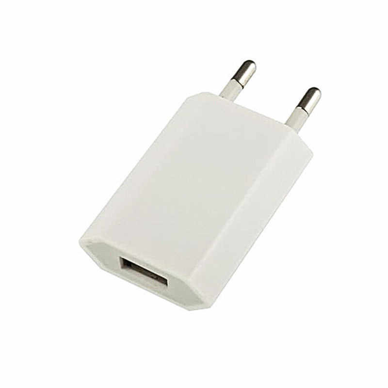 New 1A EU Plug USB Wall Charger Adapter Mobile Phone Charging Tools For iPhone 6 6S 5