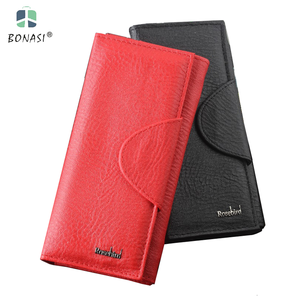 2017 Newest Solid Women European Simple Large Capacity Long Styl Wallets Coin Purse Hasp Credit Card Bag Money Carteira wallets men brand baellerry large capacity 16 card position credit card holder long zipper coin purse money bag purse cartera