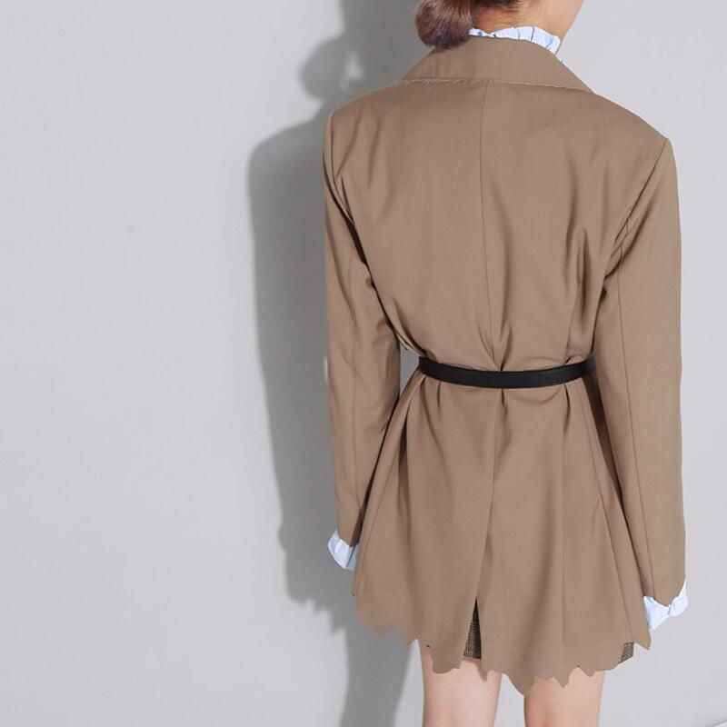 29a6c3aa7db TWOTWINSTYLE-D-chir-Manches-Longues-Femmes-de-Blazer-Manteau-Femme-Veste-Casual- Noir-V-tements-Cor.jpg