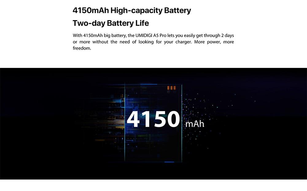 HTB1w3KdXG67gK0jSZFHq6y9jVXai UMIDIGI A5 PRO Android 9.0 Octa Core Mobile Phone 6.3' FHD+ 16MP Triple Camera 4150mAh 4GB RAM 32G ROM Smartphone gsm unlocked