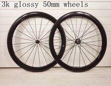 T1000 3k carbon faser 700C 50mm oder 38mm/60mm/88mm tiefe carbon straße räder regale bike laufradsatz fahrrad taiwan eisen fabrik
