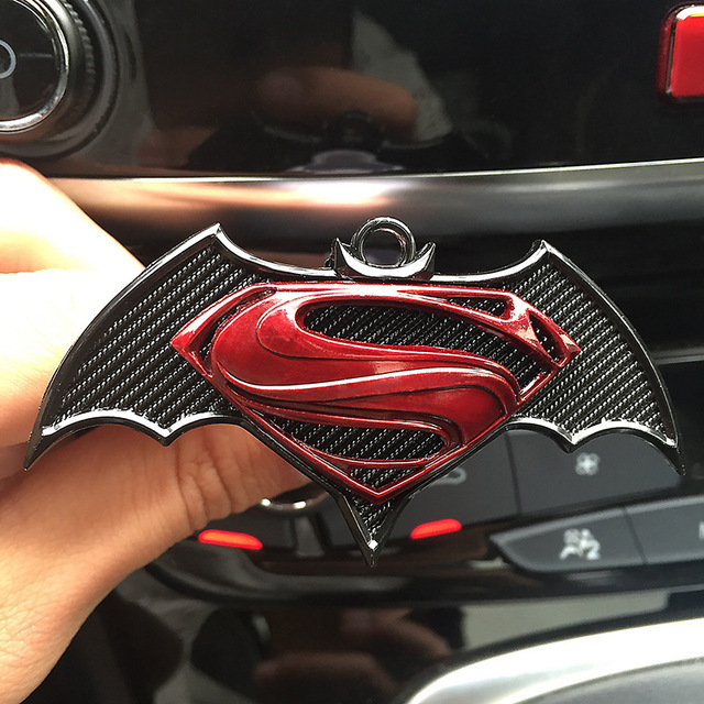 Car Air Freshener Clip Air Conditioning Ventilation Perfume Avengers Marvel Spider-Man Star Wars Fan Car Products Accessories 4