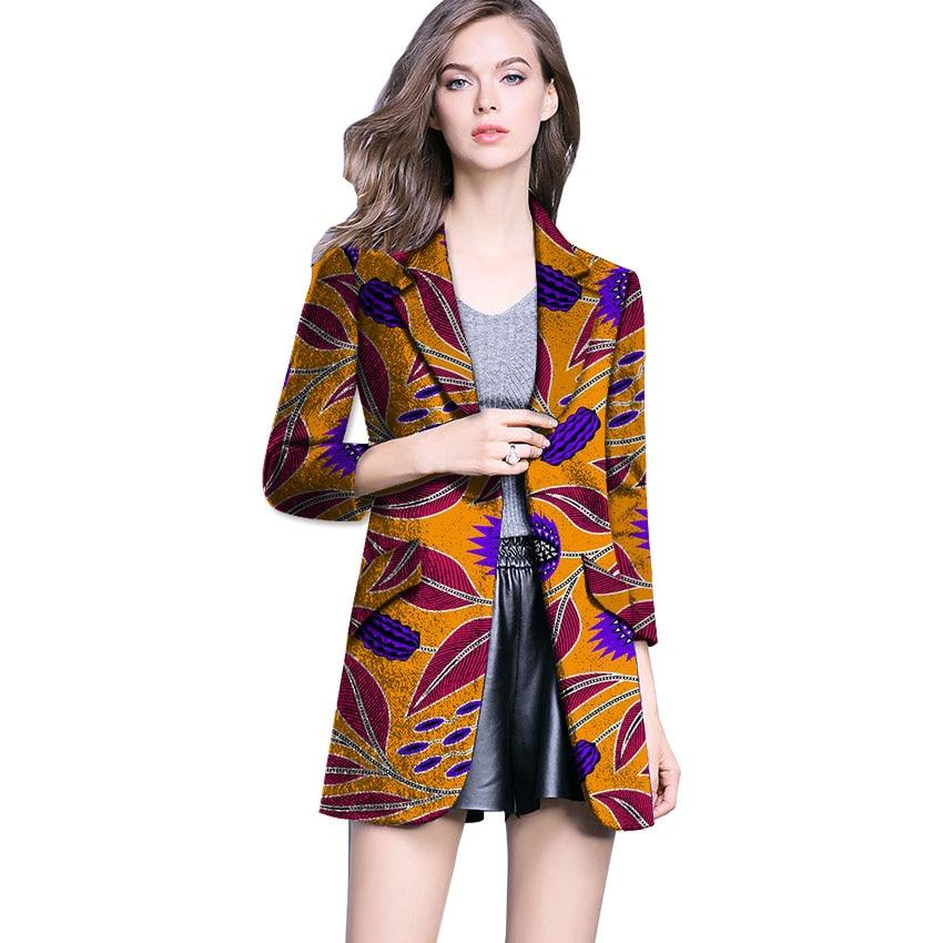 2018 Fashion Africa Women Clothing African Print Women ...