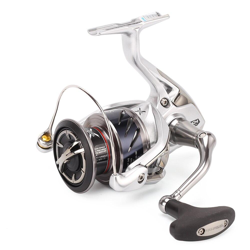 Original Shimano Stradic FK 1000HG 2500HG 3000HG 4000XG Spinning Fishing Reel X SHIP Saltwater 7BB Max