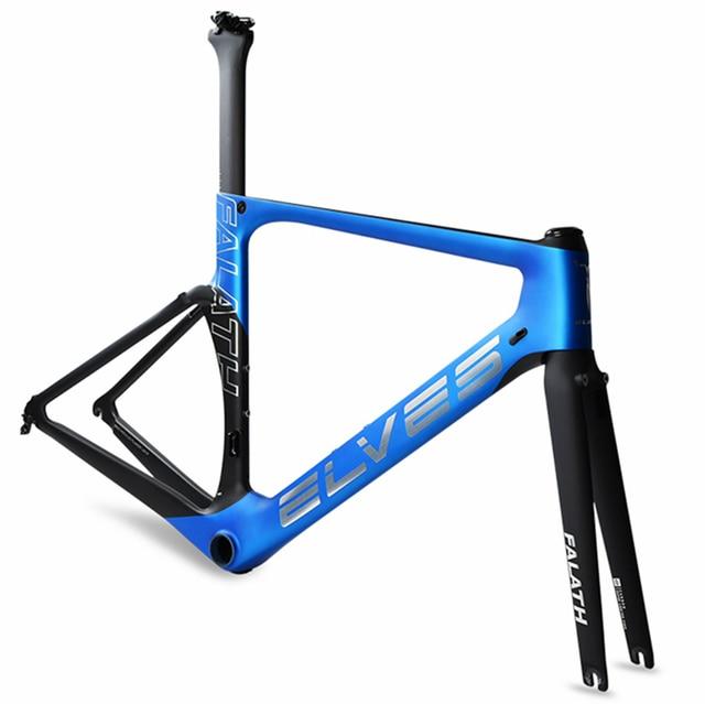 2018 NEW elves FALATH aero dynamics carbon road bike frame carbon ...