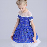 Baby Elegant Clothes Girl Dress Sleeping Beauty Princess For Kids Girls Party Dress Girls Cosplay Costume