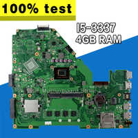 X550CA Motherboard rev: 2,0 I5-3337 4 GB Für ASUS R510CA X550C A550C X550CC Laptop motherboard X550CA Mainboard X550CA Motherboard