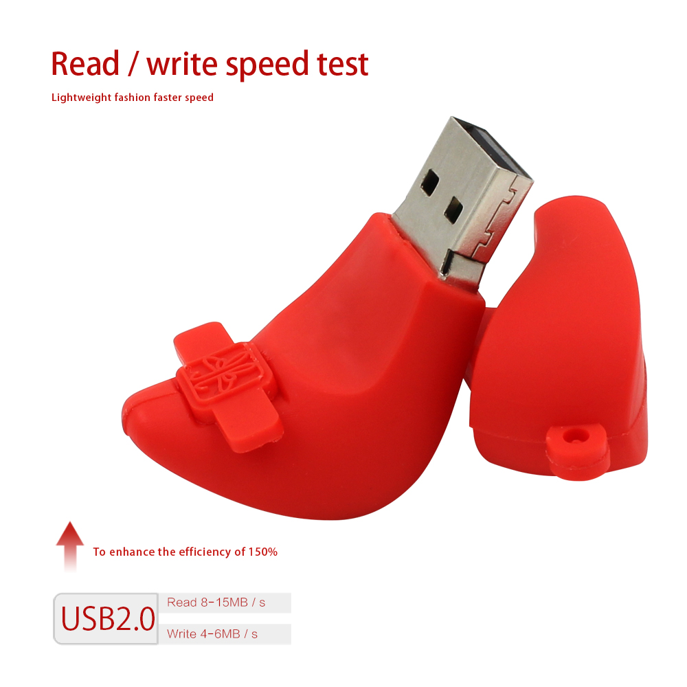 High Heels USB flash drive - 4 GB - 128 GB 3