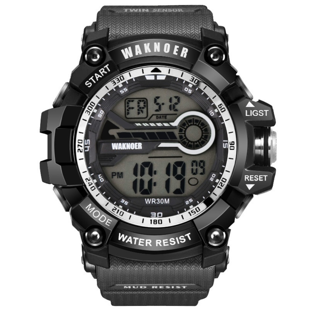 Watch For Men Digital Men Watch Multifunction Waterproof Men Digital Watch Fashion Luxury LED Military Sport Wrist Watches
