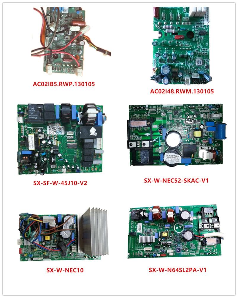 AC02IB5.RWP.130105| AC02I48.RWM.130105| SX-SF-W-45J10-V2| SX-W-NEC52-SKAC-V1| SX-W-NEC10| SX-W-N64SL2PA-V1 Used Good Working