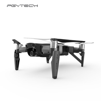 PGYTECH Extended Landing Gear For DJI Mavic Air Leg Support Protector Extension Replacement Fit for DJI Mavic AIR Accessories 1