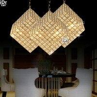 Завод оптовая продажа творческая площадь кованые люстры лампы ресторан бар лампы Lmy 0266