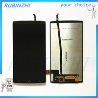 RUBINZHI Phone LCD Display Assembly For DEXP Ixion MS450 Born LCD Assembly phone touch screen Digitizer Glass Panel Replacement