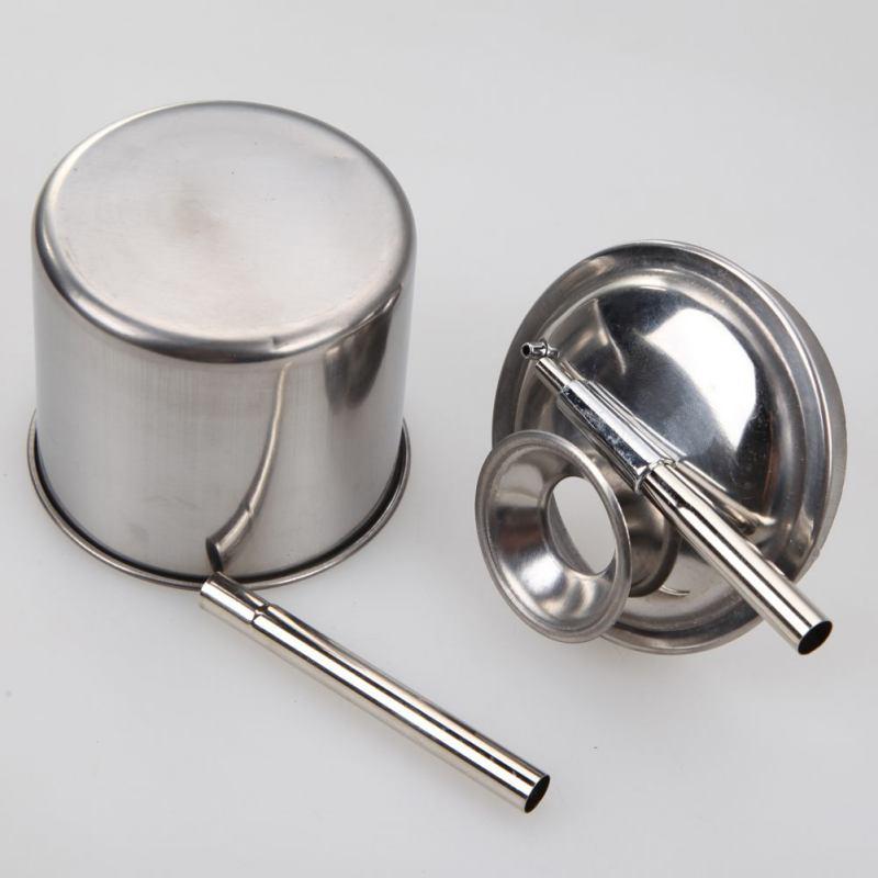 100-300 мл распылитель для краски из нержавеющей стали распылитель для краски металлический распылитель краски для керамической керамики и керамических инструментов