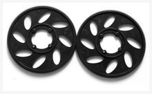 3Pairs GARTT 500 Main Gear black fits Align Trex 500 RC Helicopter
