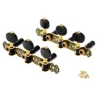 Hoge Quanlity Gitaarmechanieken Klassieke Gitaar String Stemsleutels Key Gold AO-020HV3P Tuners Machine Gitaar accessoires