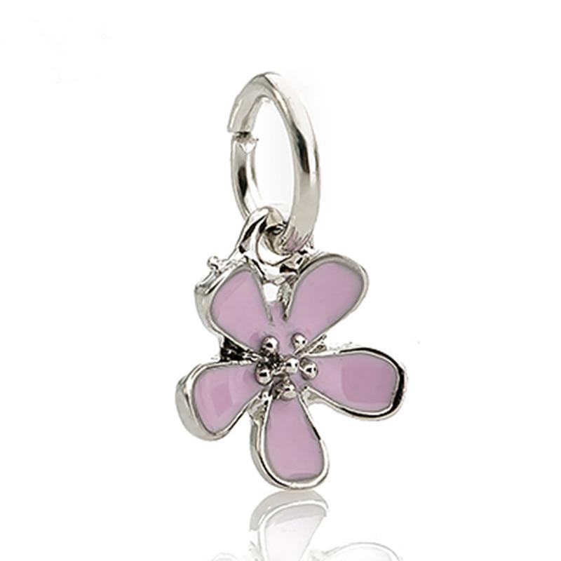Ranqin Black color clownfish Pendant european hanging beads charm Fits European Pandora Charm Bracelets & Necklaces DIY