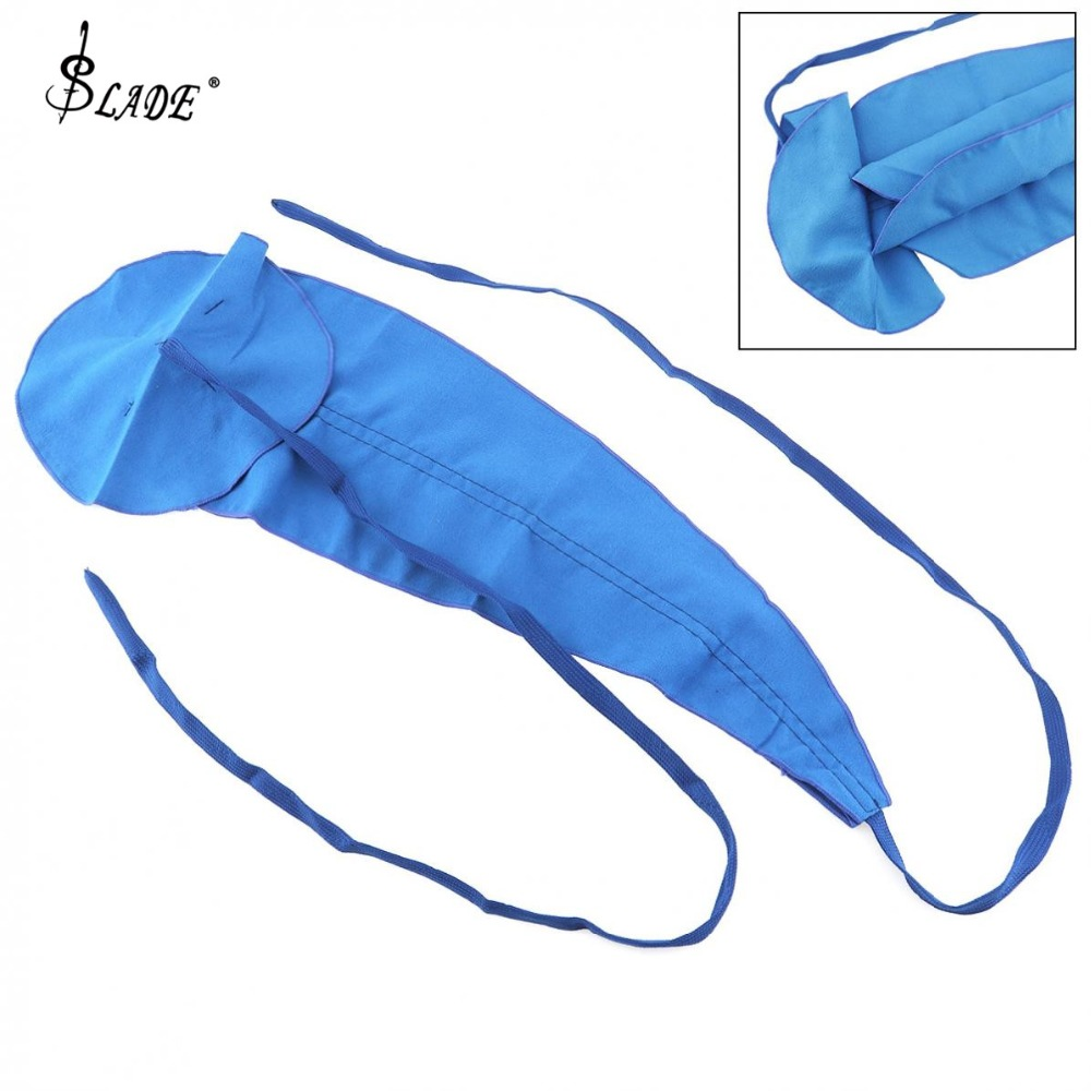 Microfiber Highly Absorbent Cleaning Cloth Inside Tube Woodwind Instrument Accessories For Clarinet Piccolo Flute Sax  Saxphone
