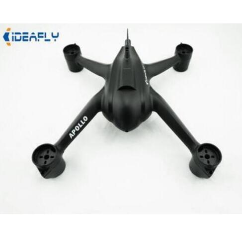 Ideafly Apollo Quadcopter Multi Rotor Stabilizer FPV Aircraft Frame Black Ifly