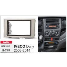 CARAV 11-745 двойной din dash комплект аудио стерео радио установка dash комплект для Ивеко Дейли 2006
