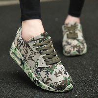 WolfWho New Men Shoes Big Size Camouflage Unisex Shoes Slipony Men Shoes Height Increase Male Comfort