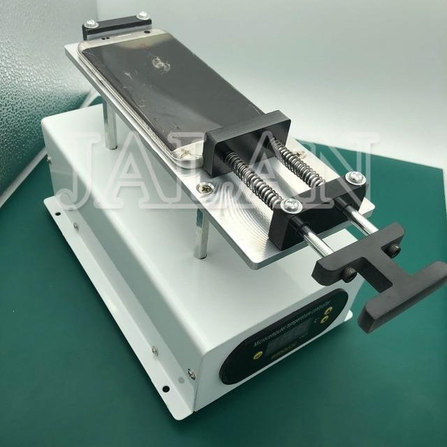 العالمي في الإطار تنظيف آلة الغراء لسامسونج Lcd إصلاح في الإطار آلة منفصلة لإصلاح سامسونج Lcd في الإطار نظيفة