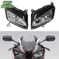For 07-12 Honda F5 CBR600RR CBR 600 RR Motorcycle Front Headlight Head Light Lamp Headlamp Assembly 2007 2008 2009-2012