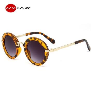 UVLAIK 2018 Kids Sunglasses Boys Brand C...